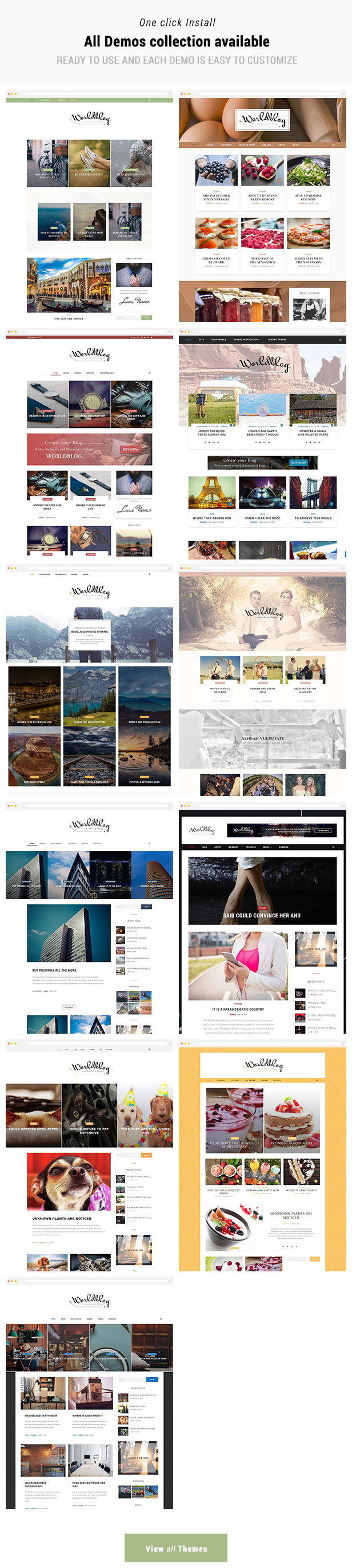 Worldblog - WordPress Blog and Magazine Theme - 3